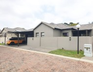stunning 3 bedroom cluster home situated in secure complex
